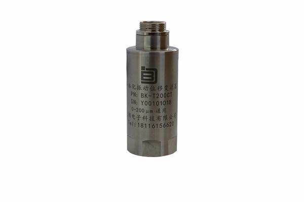 BK-T200CT一体化振动位移变送器(磁电 μm)